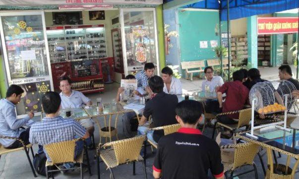 Thú chơi Zippo của dân Việt